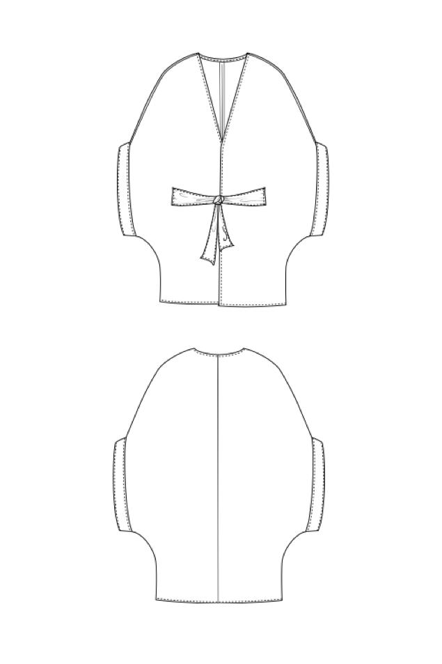 Almada Robe